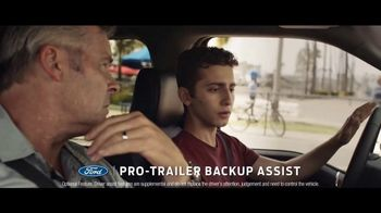 Ford Summer Sales Event TV Spot, 'Favorite Boat' Song by American Authors
