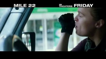 Mile 22 - Alternate Trailer 24