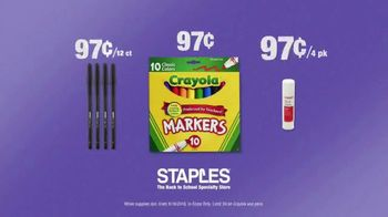 Staples TV Spot, 'Oasis of Brands' Song by Cosmo Sheldrake - Thumbnail 10