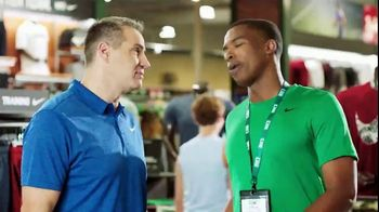 Dick's Sporting Goods TV Spot, 'Back to School Selection' Feat. Kurt Warner - Thumbnail 3