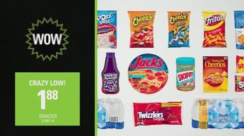 Shopko Lower Than Our Lowest Price Sale TV Spot, 'Water, Snacks & Folders'