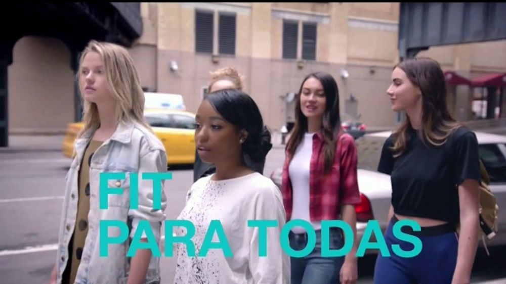 Maybelline Fit Me! Poreless Foundation TV Commercial, 'Fit para todas'