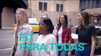 Maybelline Fit Me! Poreless Foundation TV Spot, 'Fit para todas' [Spanish] - 504 commercial airings