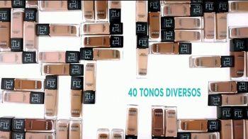 Maybelline Fit Me! Poreless Foundation TV Spot, 'Fit para todas' [Spanish] - Thumbnail 7