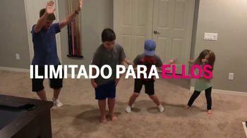 T-Mobile Unlimited TV Spot, 'Para todos' [Spanish] - Thumbnail 6