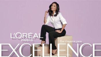 L'Oreal Paris Excellence Creme TV Spot, 'Canas' con Eva Longoria [Spanish] - 620 commercial airings