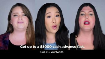 J.G. Wentworth TV Spot, 'Shot at the Spot: Audition'
