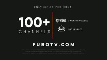 fuboTV TV Spot, 'Don't Compromise: Yoga: 100+ Channels' - Thumbnail 10