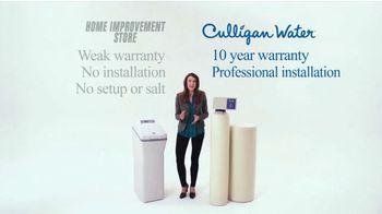Culligan TV Spot, 'Choosing the Correct Water Softener' - Thumbnail 4