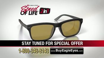 Eagle Eyes Speed of Life Glasses TV Spot, 'Day and Night' - Thumbnail 5