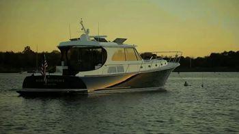 Hinckley Yachts TV Spot, 'Making It Beautiful' - Thumbnail 7