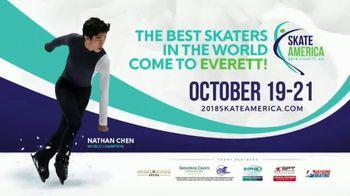 U.S. Figure Skating TV Spot, '2018 Skate America' - Thumbnail 5