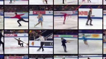 U.S. Figure Skating TV Spot, '2018 Skate America' - Thumbnail 1