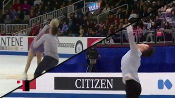 U.S. Figure Skating TV Spot, '2018 Skate America' - Thumbnail 3