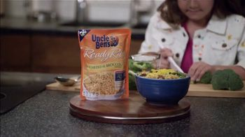 Uncle Ben's Cheddar & Broccoli TV Spot, 'ION Television: Spending Time' - Thumbnail 3