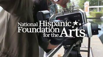 Ovation TV Spot, 'Stand for the Arts: National Hispanic Foundation' - Thumbnail 2