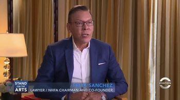 Ovation TV Spot, 'Stand for the Arts: National Hispanic Foundation' - Thumbnail 3