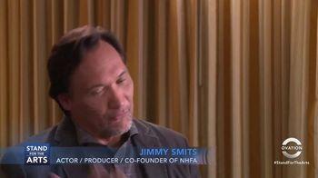 Ovation TV Spot, 'Stand for the Arts: National Hispanic Foundation' - Thumbnail 6