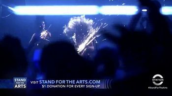Ovation TV Spot, 'Stand for the Arts: National Hispanic Foundation' - Thumbnail 8