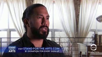 Ovation TV Spot, 'Stand for the Arts: National Hispanic Foundation' - Thumbnail 9