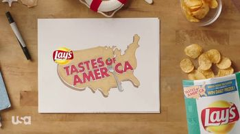 Lay's Chesapeake Bay Crab Spice TV Spot, 'USA Network: In Search of Flavor' - Thumbnail 9