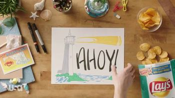 Lay's Chesapeake Bay Crab Spice TV Spot, 'USA Network: In Search of Flavor' - Thumbnail 6