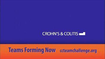 Crohns & Colitis Foundation of America TV Spot, 'Team Challenge' - Thumbnail 9