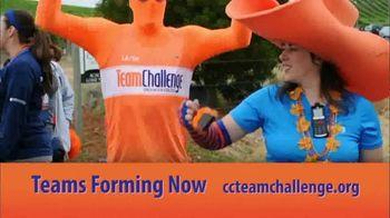 Crohns & Colitis Foundation of America TV Spot, 'Team Challenge' - Thumbnail 3