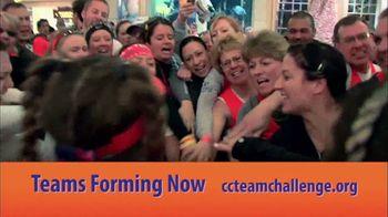 Crohns & Colitis Foundation of America TV Spot, 'Team Challenge' - Thumbnail 4