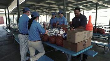 Honda TV Spot, 'Donating Sporting Goods' [T2] - Thumbnail 4