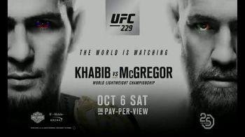 UFC 229 TV Spot, 'Khabib vs. McGregor: Here We Go' - Thumbnail 8