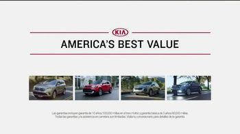 Kia TV Spot, 'Un SUV a tu medida' [Spanish] [T2] - Thumbnail 7