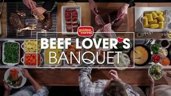 Golden Corral Beef Lover's Banquet TV Spot, 'Trophy' - 10831 commercial airings