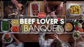 Golden Corral Beef Lover's Banquet TV Spot, 'Trophy'