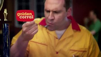 Golden Corral Beef Lover's Banquet TV Spot, 'Trophy' - Thumbnail 8