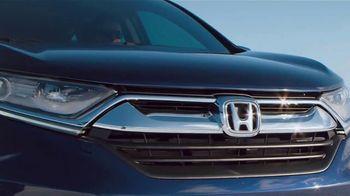 2018 Honda CR-V TV Spot, 'Take on Winter' [T2] - Thumbnail 2