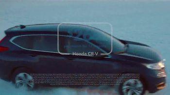 2018 Honda CR-V TV Spot, 'Take on Winter' [T2] - Thumbnail 6