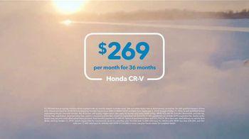 2018 Honda CR-V TV Spot, 'Take on Winter' [T2] - Thumbnail 7