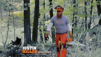 STIHL TV Spot, 'Real People: Chain Saw' - Thumbnail 5