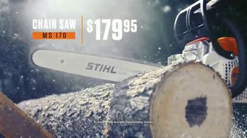 STIHL TV Spot, 'Real People: Chain Saw' - Thumbnail 6