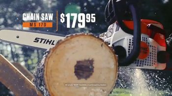 STIHL TV Spot, 'Real People: Chain Saw' - Thumbnail 7