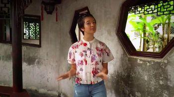 Adventures by Disney TV Spot, 'Peyton Elizabeth Lee at the Great Wall' - Thumbnail 2