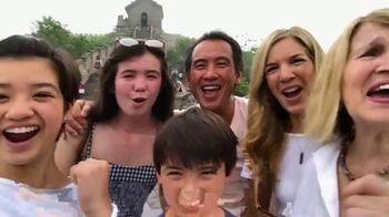 Adventures by Disney TV Spot, 'Peyton Elizabeth Lee at the Great Wall' - Thumbnail 3