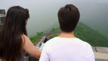 Adventures by Disney TV Spot, 'Peyton Elizabeth Lee at the Great Wall' - Thumbnail 4