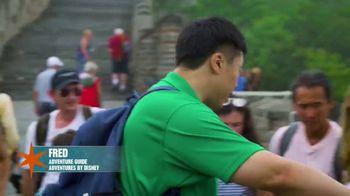 Adventures by Disney TV Spot, 'Peyton Elizabeth Lee at the Great Wall' - Thumbnail 5