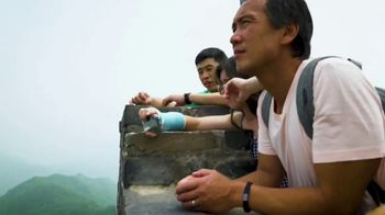 Adventures by Disney TV Spot, 'Peyton Elizabeth Lee at the Great Wall' - Thumbnail 8