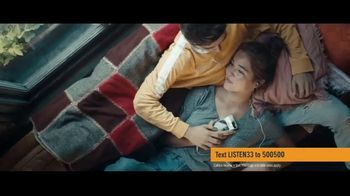 Audible TV Spot, \'Listen For a Change: Today\'