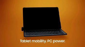 Samsung Galaxy Tab S4 TV Spot, 'Supertasking' Song by Danger Twins - Thumbnail 10