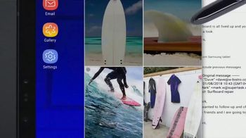 Samsung Galaxy Tab S4 TV Spot, 'Supertasking' Song by Danger Twins - Thumbnail 8