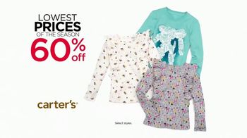 Kohl's Lowest Prices of the Season TV Spot, 'Carter's and Hamilton Beach' - Thumbnail 3